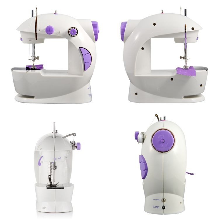 Newly Upgraded FHSM-505A Single needle domestic overlock Electric Sewing Machine with best prices