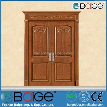 BG M114 China Solid Wood Flush Door