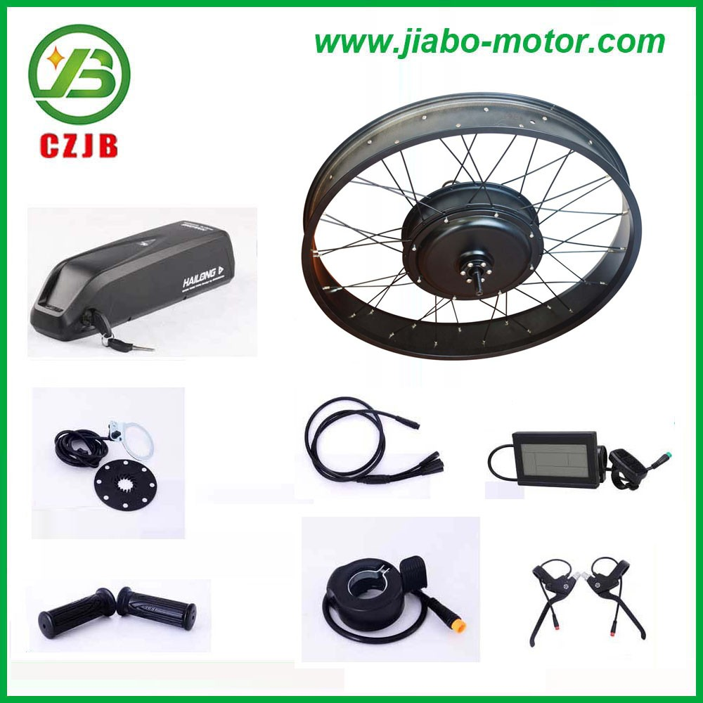 JB-205-55 48v 1000w 2000w electric bike conversion kit with brake