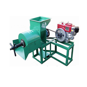 Palm oil processing plant crude palm oil screw press expeller extracting machine price