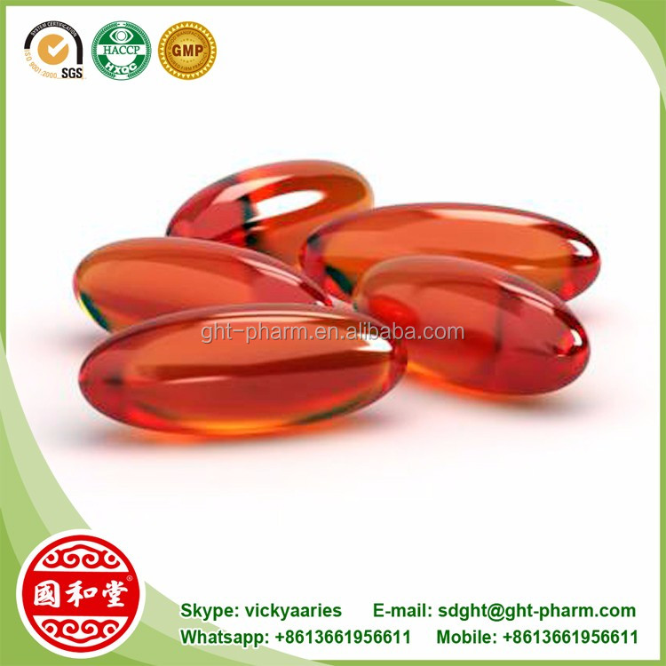Top Quality fish oil 1000 mg side effects OEM service