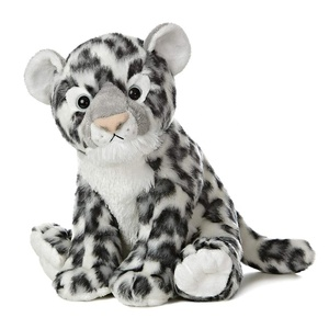 Lifelike Snow Leopard Plush Toy Lifelike Snow Leopard Plush Toy