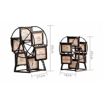 Retro Ferris Wheel Windmill Photo Frame - Buy Windmill Photo Frame ...