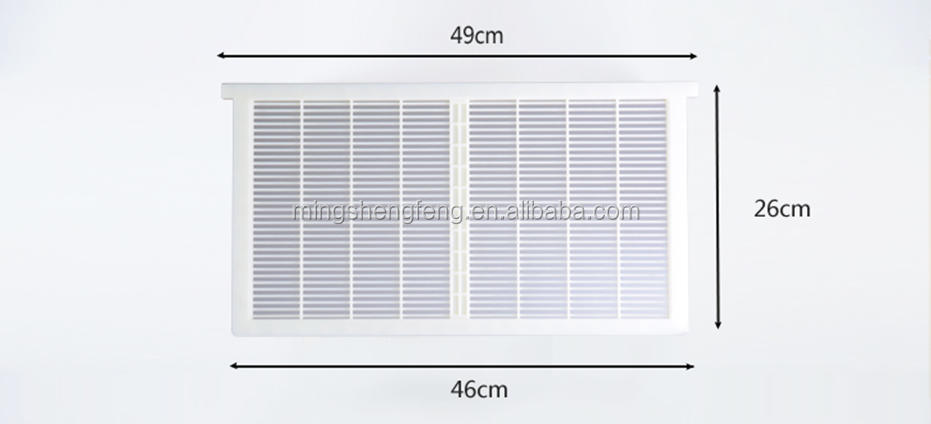 Top Quality Vertical Plastic Queen Bee Excluder/China Manufacturer Queen Excluder Plastic