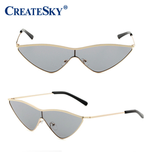 9274b12d80 2018 High Quality italy design ce uv400 sunglasses one piece cat.3  polarized Eyeglasses