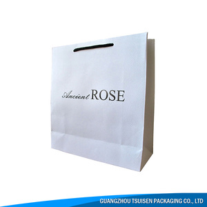 Special Paperbag,Paper Bag Gift With Cotton Handles