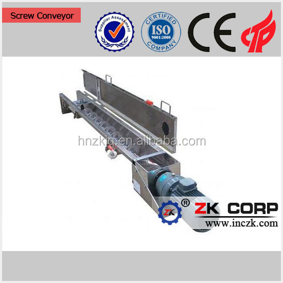 Small Cement Coal Screw Conveyor of Professional Manufacturer