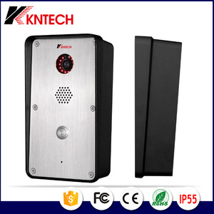 Waterproof Video door phone KNZD-47 ip intercom security outdoor video intercom
