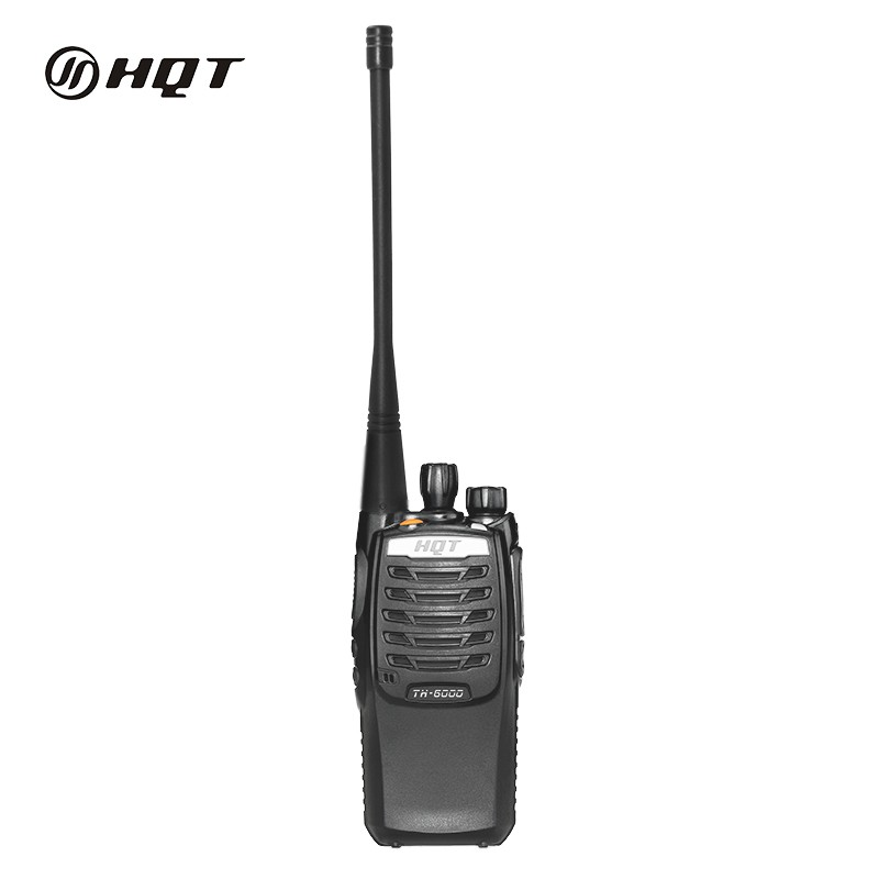 Beste Tragbare Handheld Radio Walkie Talkie mit Lone Arbeiter uhf Two Way Radio