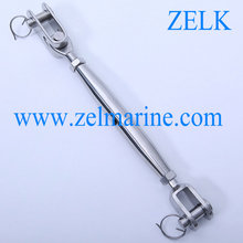 Stainless Steel Toggle And Fork Rigging Screw - T Style
