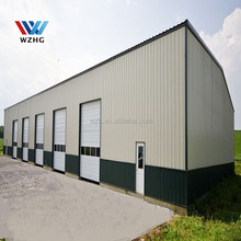 low cost steel construction factory workshop prefab steel building