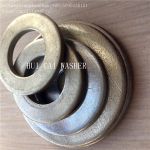 4mm flat washer for carriage bolts
