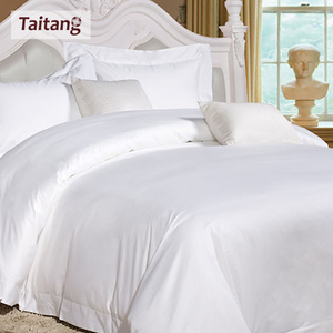 Manufacturer Wholesale 4Pcs Soft Egyptian Cotton Bedding set