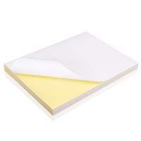 A4 Size Matt Or Glossy Sticker Paper Self Adhesive Paper
