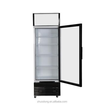 refrigerator lock with key. 300l cafeteria equipment chiller price fridge mini single door refrigerator with lock and key