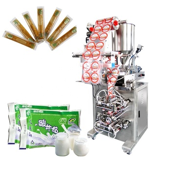 Shuliy March Expo tea bag sachet dry fruit packing machine for small business