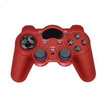 2,4G Controller Gamepad Android Joypad mit OTG Konverter Für <span class=keywords><strong>PS3</strong></span>/Smart Telefon Für Tablet PC Smart <span class=keywords><strong>TV</strong></span> Box wireless-Joystick