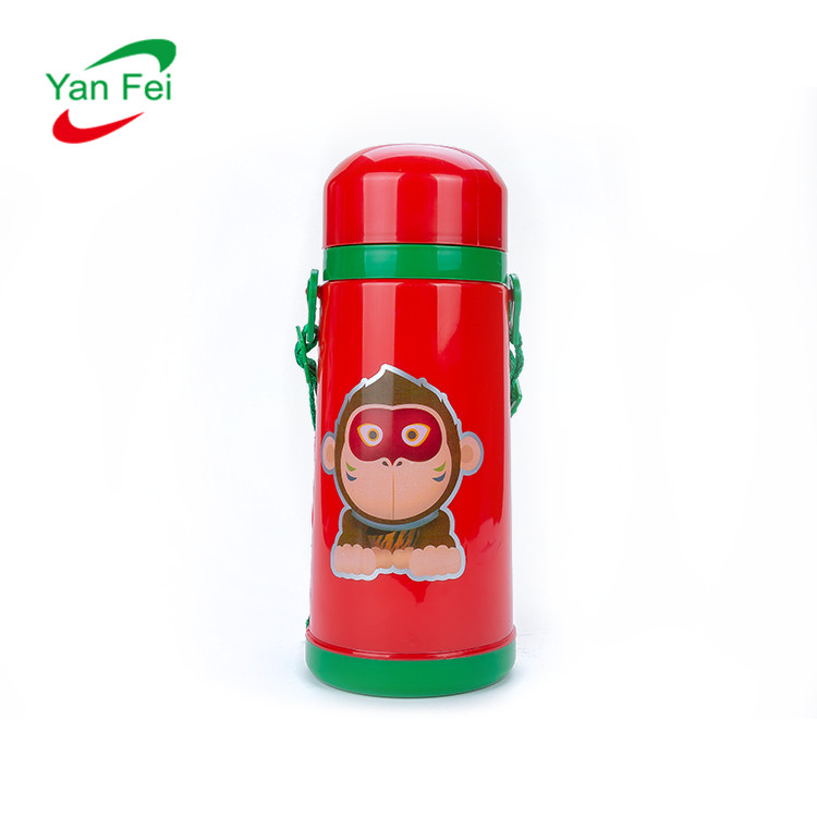 High quality 800ml environmental protection leak-proof outdoor children sports bottle