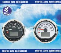 85mm Auto Meter 233911 Autogage Shift-lite Gauges Tachometer ...