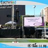 High brightness Advertising projectors SMD p6 outdoor advertising led display screen