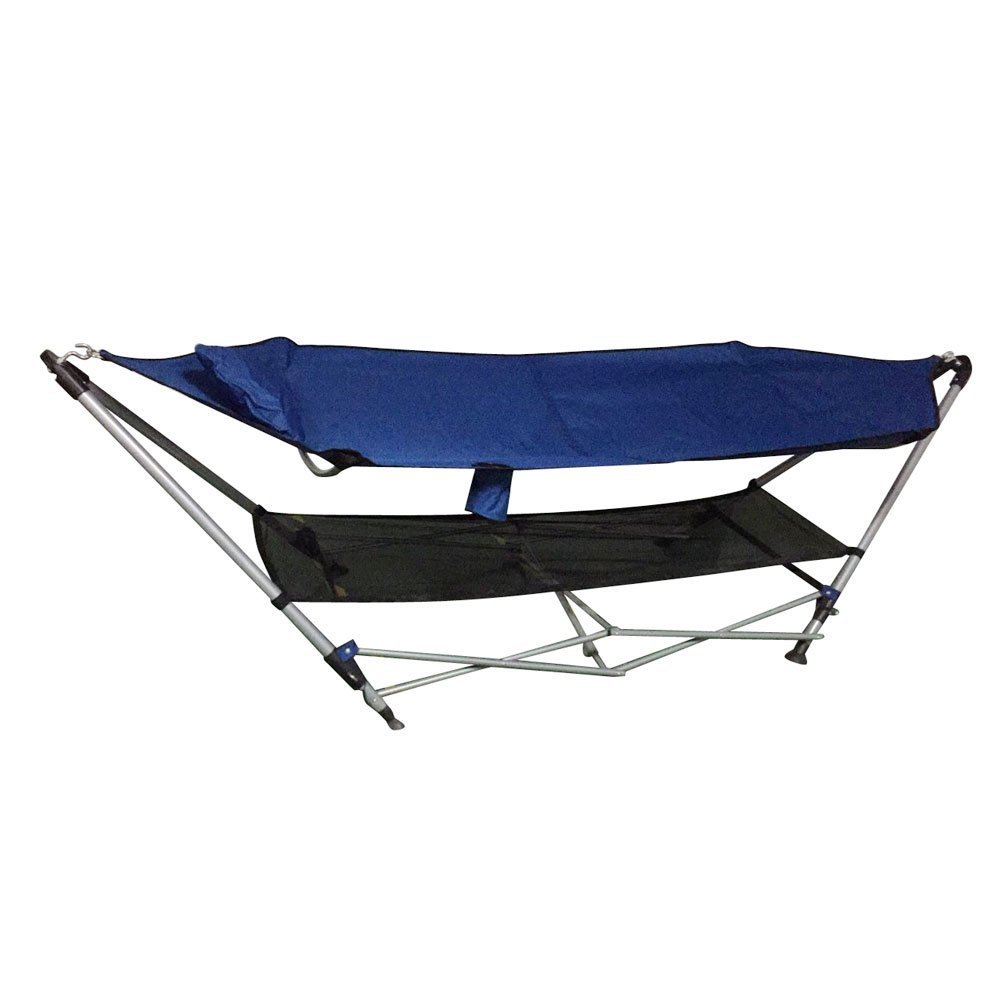 frame portable com stand hammock nicolasprudhon with foldable canopy folding