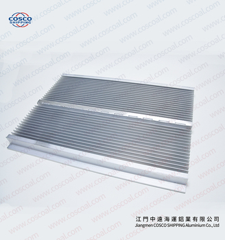 Custom Heatsink Aluminium Extrusion Heatsink