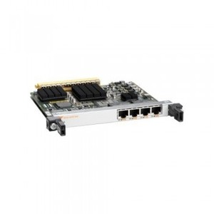 Used SPA-4X1FE-TX-V2 Shared Port Adapter, Catalyst6500 Service Module,  Cisco4-Port version 2 Fast Ethernet (TX) Shared Port Ada
