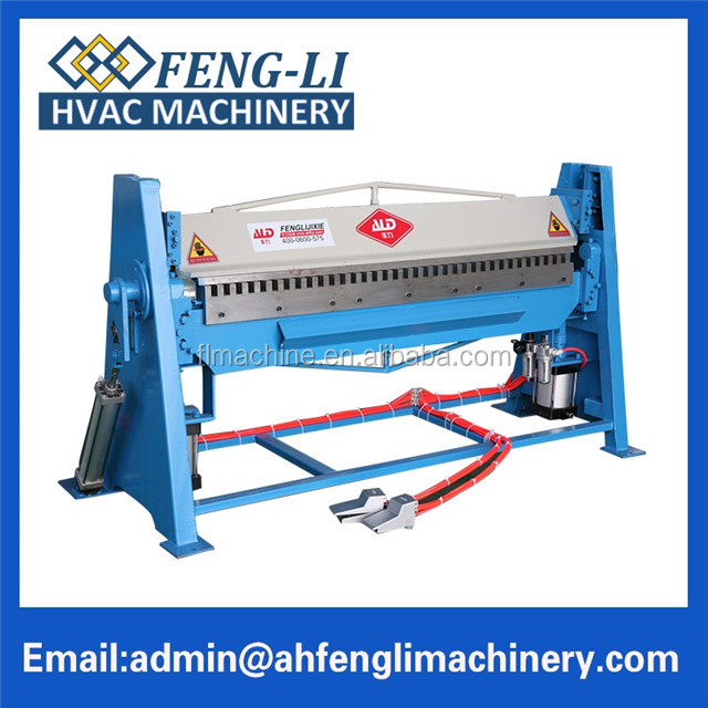 Factory Direct foot operated bending machine