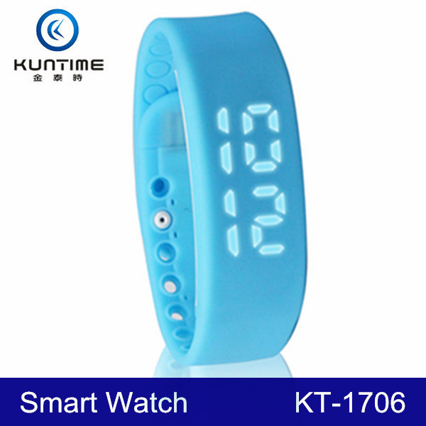 2015 Hot selling Vogue Smart Watch Calorie Pulse Rate Smart Watch