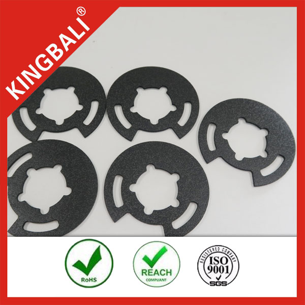 Manufacturer for Backed Adhesive EPDM foam Pad for Audio