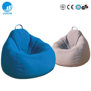 2019 Outdoor waterproof bean bag high back chair beach bean bags lazy boy chair