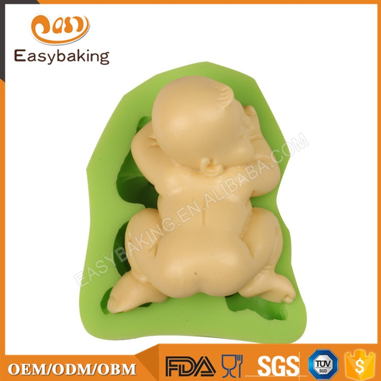 ES-1001 Baby Sweet Dreams Silicone Soap Mould