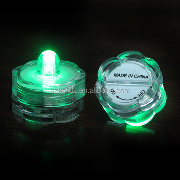 Small wedding table centerpieces mini single light buy for Little led lights for crafts