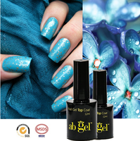 High Quality No Wipe Gel Top Coat For UV Gel Nail