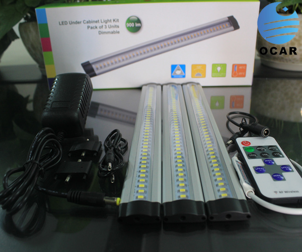 2015 High Quality Flat Linear Dimmable Motion Sensor Led Under ...