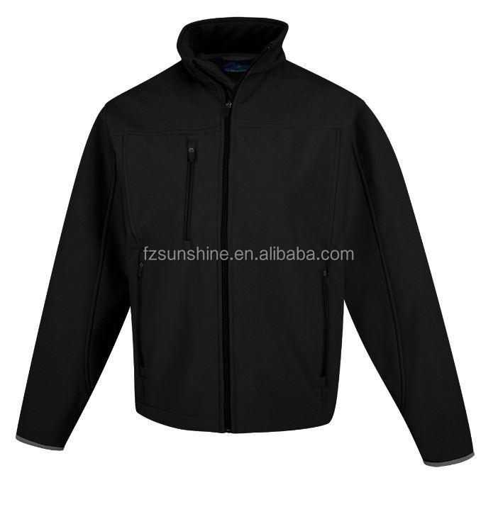 2016 Tactical Reflective Softshell Flight Jacket