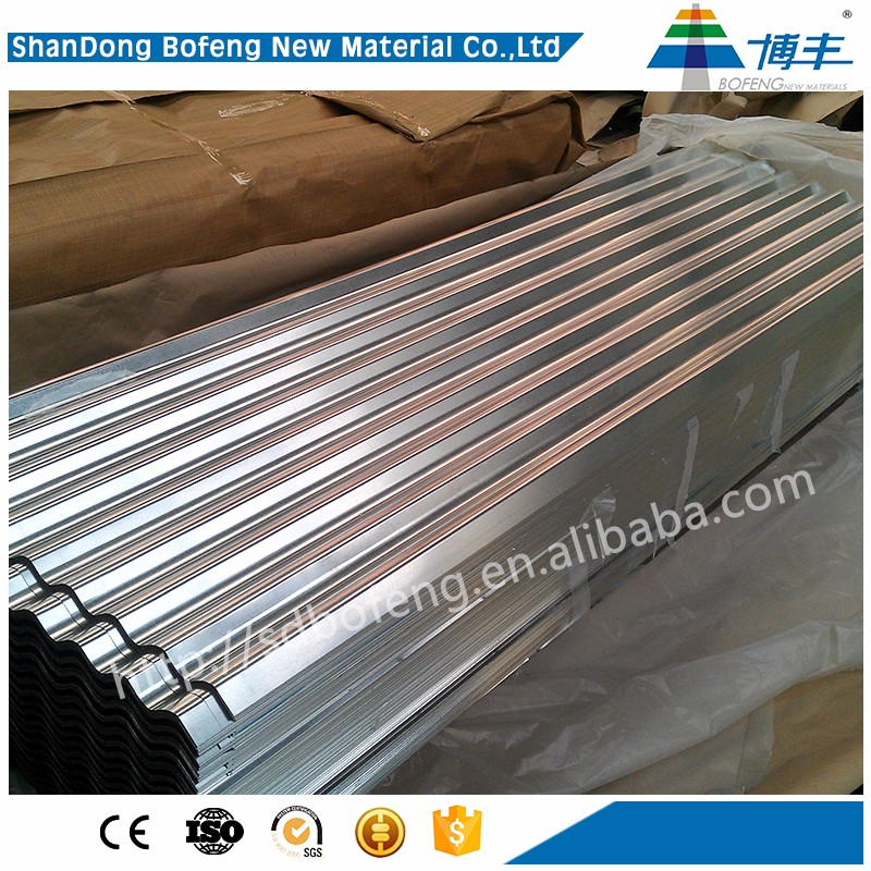 Top selling products simple design gauge thickness galvanized corrugated steel