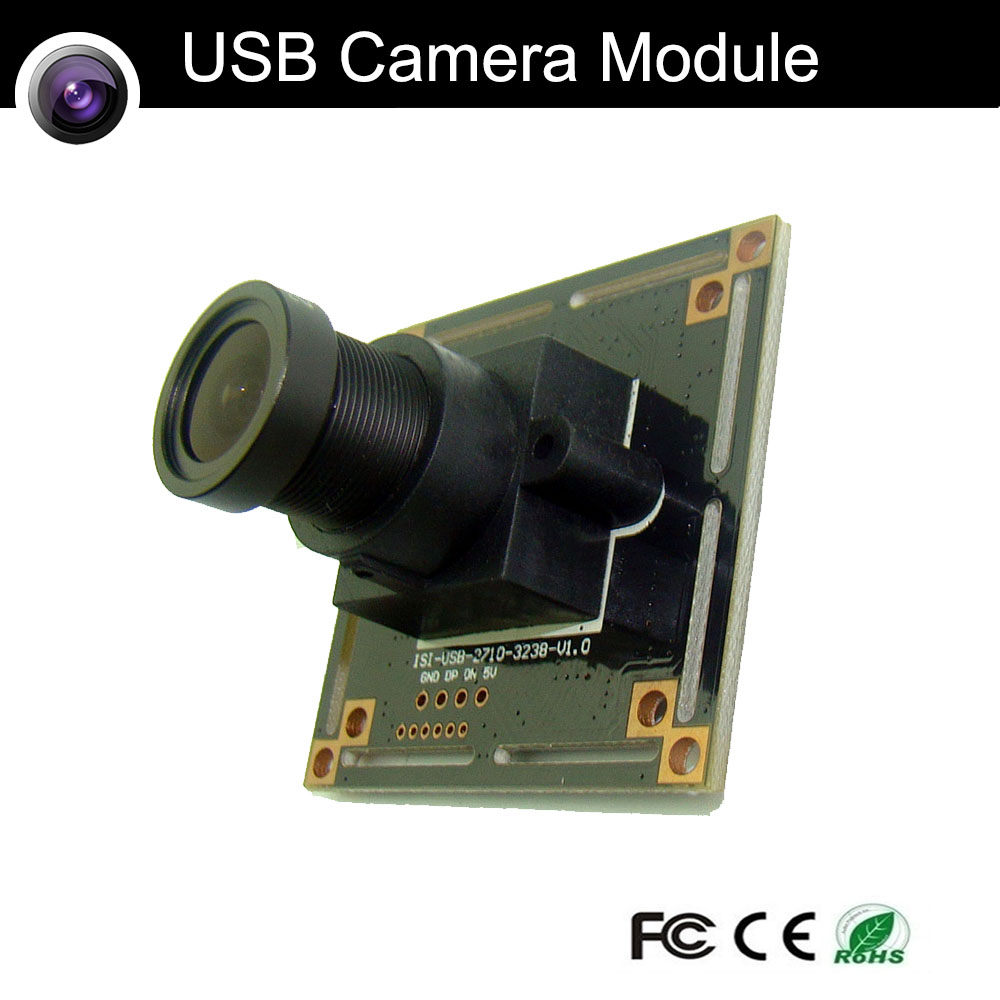 Free sample 60fps usb 2.0 camera module 5mp document 360 web