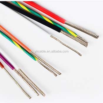 Ul Approval High Temperature Ul1330 24awg 8awg Electrical Copper ...