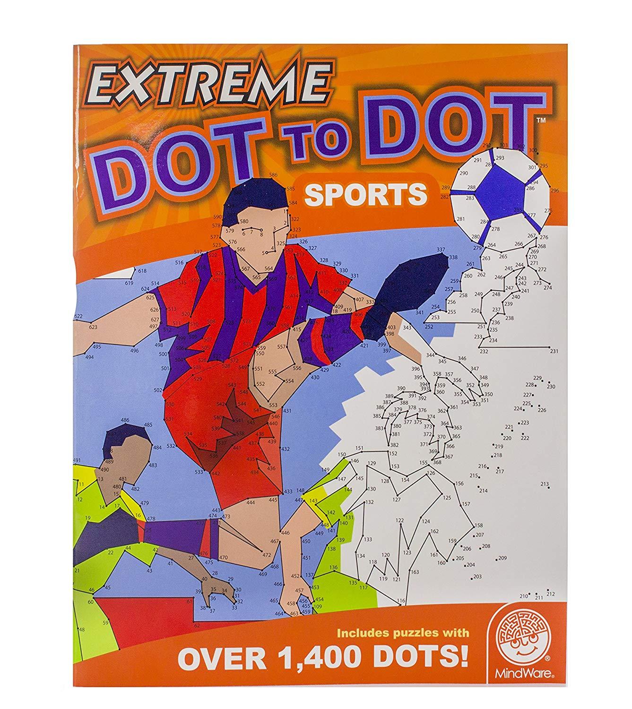 MindWare Extreme Dot to Dot: Sports