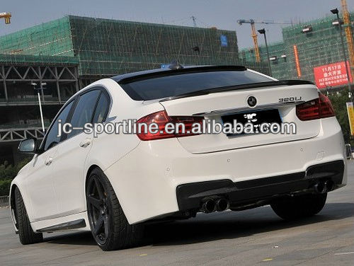 M3 Style Carbon F30 Rear Bumper For Bmw F30 3 Series New Rear Carbon