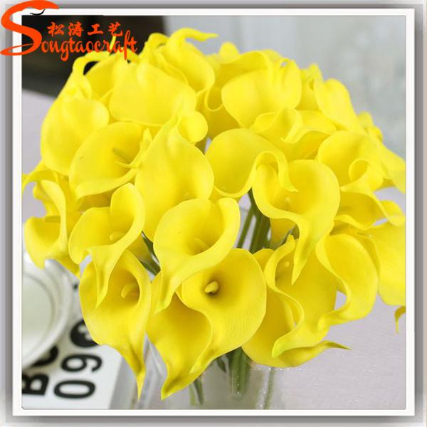Kunstliche Lilie Seerose Calla Lily Kunstliche Blumen