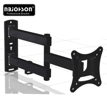 Longo <span class=keywords><strong>braço</strong></span> <span class=keywords><strong>VESA</strong></span> 100x100 full motion tv wall mount bracket
