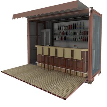 Casa container interno resultado de imagem para interno - Casa container prezzo ...