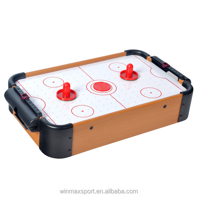 table ice hockey. wmg08955 mini air hockey power table,family indoor sports game,ice game table ice