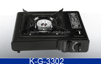 K-G-3302 portable gas stove / camping gas stove / outdoor gas cooker