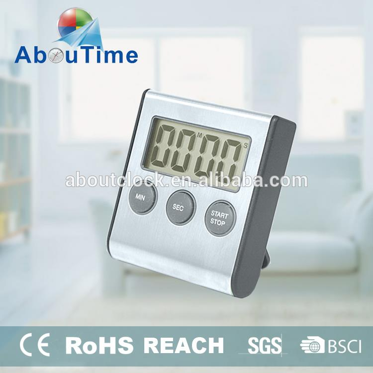 Programmable digital microwave oven timer