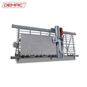 High quality aluminum and aluminum composite panel vertical saw cutting machine