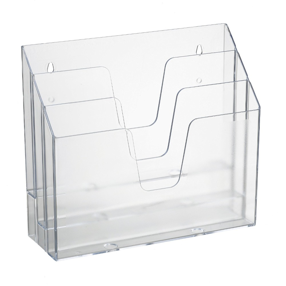 2 likewise Wall Mount Clear Acrylic Document Magazine Holder Lucite Desktop File Dividers Letter Sorter 60453706395 together with 123d as well 261391699694 besides Hanging File Folder Organizer. on desktop letter sorter