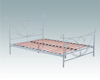 Queen Size Metal Double Bed Dimensions Frame Designs